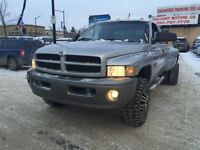 2001 Dodge Ram 3500 SPORT DIESEL MUST SEE AND DRIVE 6SPEED MANUA