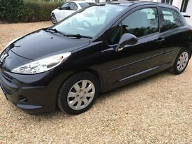 Peugeot 207, 2008, MOT Oct 17, Recent new head gasket & cambelt, Bargain car, ready to drive away