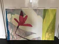 XL abstract ikea print