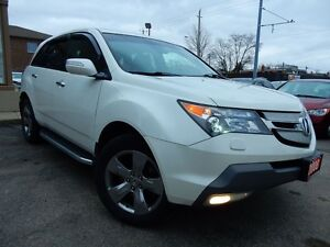 2008 Acura MDX SH-AWD | TECH PACKAGE | NAVI.BACK UP CAM