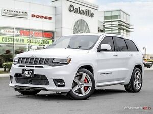 2017 Jeep Grand Cherokee SRT | ONE OWNER | PANORAMIC ROOF | OPEN