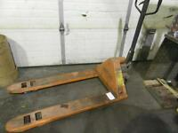 Pump Pallet Truck ECO Tramspall 55