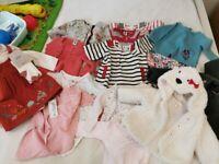 Petite Bateau and others Clothing Bundle