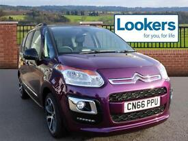 Citroen C3 BLUEHDI PLATINUM PICASSO (purple) 2016-09-30