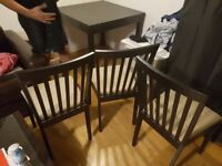 Rarely used Dining Table and Chairs for Sale