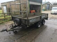 Ifor Williams builders trailer quality