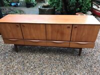 Top Quality Sideboard 1960's (Portwood Furniture Stockport)