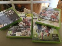 Xbox 360 games x 4 £20