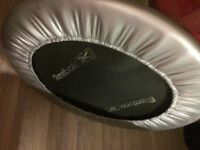 REEBOK 36 inch exercise rebounder/trampoline as new