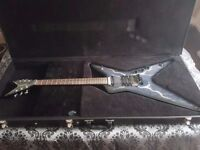 Washburn D333 Dimebag signature series