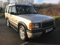 2001 Land Rover Discovery 2 ES TD5 Auto