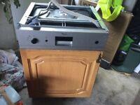 Whirlpool Semi-Integrated Dishwasher