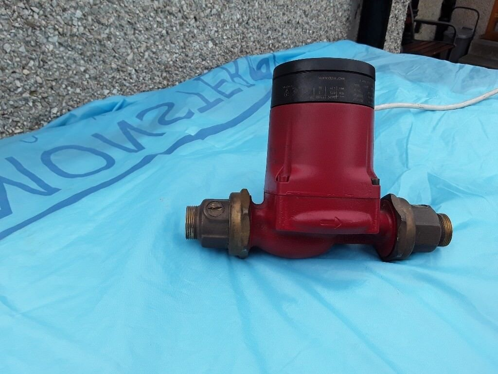 Grundfos Central Heating Pump | in Dalkeith, Midlothian | Gumtree