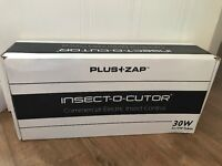 New In Box Commercial Electric Stainless Steel Insect Control Insect-O-Cutor
