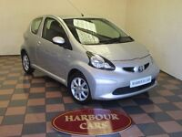 2008/08 Toyota Aygo 1.0 Platinum, 1 Owner, 18,000 Miles, High Spec, As New, £20 Road Tax