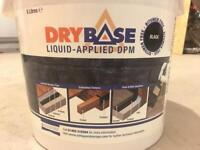 Drybase Liquid Applied Damp Proof Membrane - 5L