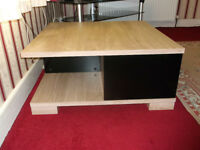 Wall unit & matching coffee table