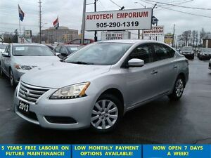 2013 Nissan Sentra Auto All Power Options/B.tooth&ABS*$39wkly