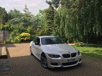 BMW 3 SERIES DIESEL CONVERTIBLE 320d Sport Plus 2dr Step Auto