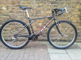 GT Mountain Bike customised