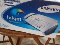 Samsung SF-340 inkjet telephone fax