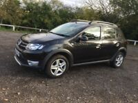 Dacia Sandero Stepway, 37,500 miles, one owner from new, very good condition, full service history