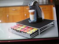 Coffee Machine Stand and pod drawer for all types of coffee machines, excellant condition