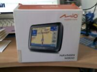 NAVMAN M300 SAT NAV BRAND NEW BOXED