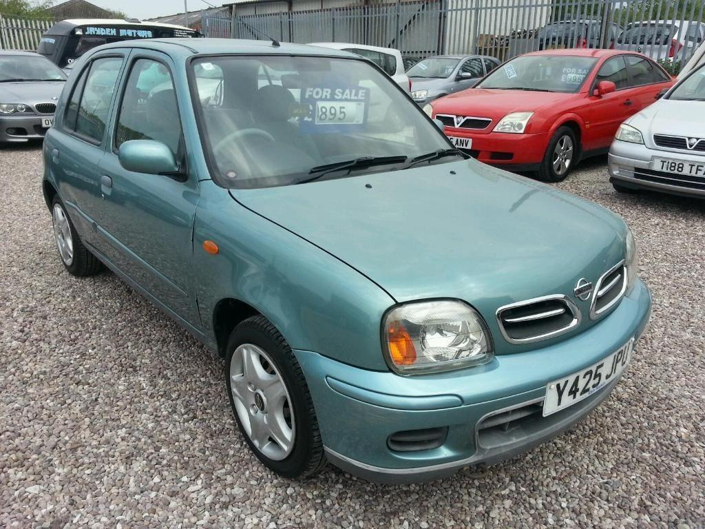 Nissan Micra Active 1348cc Petrol In Stoke On Trent