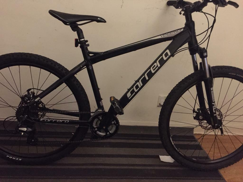 "dbe348a9342 Carrera Vengeance 27.5"" Men's mountain bike | in Royton ..."