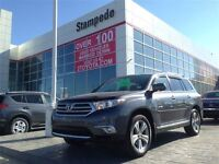 2012 Toyota Highlander Limited w/Navigation