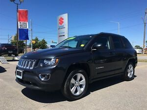 2015 Jeep Compass High Altitude ~4X4 ~Heated Leather ~P/Sunroof