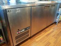 Williams large countertop catering fridge