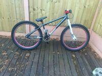 Xrated dirt bike