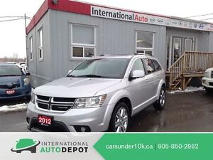 2012 Dodge Journey CREW / 7PASS / 2 SETS OF TIRES