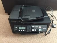 WF-2520 series Epson printer and scanner