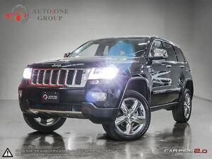 2011 Jeep Grand Cherokee OVERLAND | NAVI | PANO | LOADED
