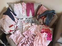 Bundle girls clothes 6 - 9