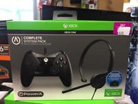 Xbox one controller wire and microphones