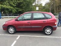 RENAULT SCENIC GREAT CONDITION WITH LONG MOT