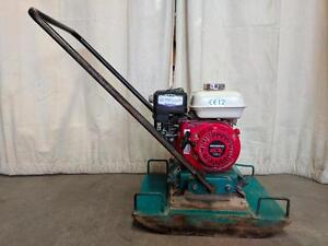 HOC - BARTELL PLATE COMPACTOR HONDA ENGINE + 90 DAY WARRANTY + FREE SHIPPING !!!!