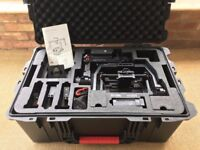 DJI Ronin 3-axis gimbal & DJI Thumb Controller in EXCELLENT CONDITION