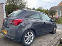 Vauxhall, CORSA, Hatchback, 2016, Manual, 1398 (cc), 3 doors