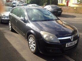 2006 VAUXHALL ASTRA 1.7 DESIGN CDTI LEATHER SEATS like focus megane c4 207 c3 note civic fusion