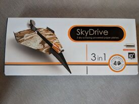 3 Paper Planes, SkyDrive, brand new