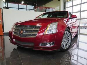 Cadillac CTS Berline 4 portes 3.0L à traction intégrale