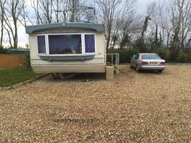 2 Bedroom Static Caravan To Let on a Residential basis