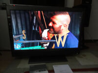 Sony LCD TV 37' KDL 37P3020 With Manuals and R-control as new hardly used
