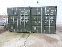 80ft² CONTAINERS available for business storage only | Clacton-on-Sea (CO15)