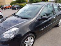 Renault Clio, 2006, black, bargain